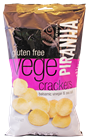 Picture of PIRANHA SALT & VINEGAR VEGE CRACKERS