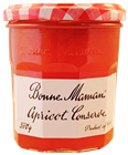 Picture of BONNE MAMAN ORANGE APRICOT CONSERVE