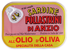 Picture of POLLASTRINI DI ANZIO SARDINES IN OLIVE OIL