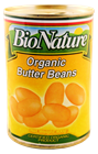 Picture of BIO NATURE BUTTER BEAN