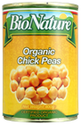 Picture of BIO NATURE CHICKPEAS