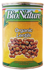 Picture of BIO NATURE LENTILS