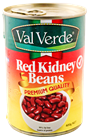 Picture of VAL VERDE RED KIDNEY BEANS