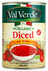 Picture of VAL VERDE ORGANIC DICED TOMATOES