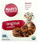 Picture of MARY'S GLUTEN FREE ORIGINAL CRACKERS