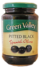 Picture of GREEN VALLEY PITTED BLACK OLIVE