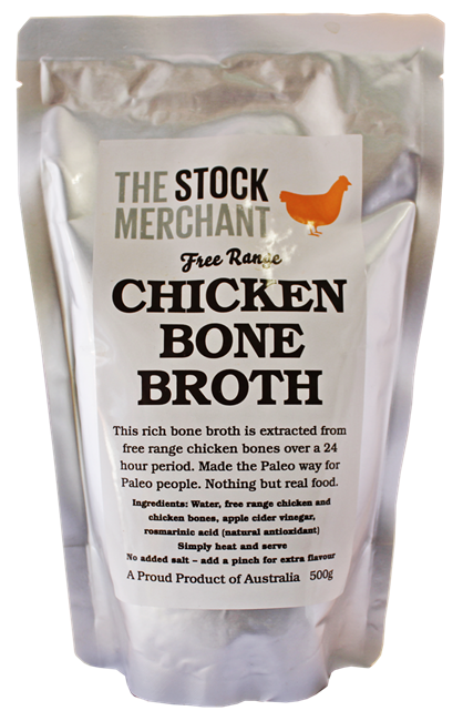 Picture of THE STOCK MERCHANT CHICKEN BONE BROTH