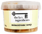 Picture of KEY INGREDIENTS MINESTRONE SOUP