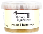 Picture of KEY INGREDIENTS PEA & HAM SOUP
