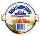 Picture of KING ISLAND CAPE WICKHAM DOUBLE BRIE