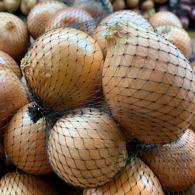 Picture of ONION - BROWN 1KG NET