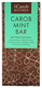 Picture of CAROB MINT BAR