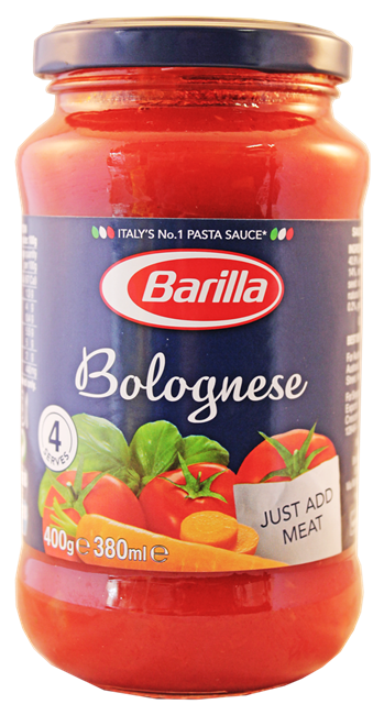 Picture of BARILLA BOLOGNESE SAUCE