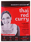 Picture of MARION'S THAI RED CURRY