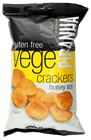 Picture of PIRANHA HONEY SOY VEGE CRACKERS