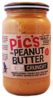 Picture of PIC'S PEANUT BUTTER CRUNCHY NO SALT