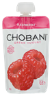 Picture of CHOBANI RASPBERRY YOGHURT POUCH