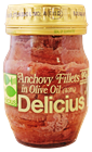 Picture of DELICUS ANCHOVY FILLET IN OIL