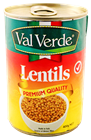 Picture of VAL VERDE LENTILS