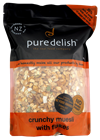 Picture of PURE DELISH CRUNCHY MUESLI & FLAKES