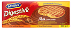 Picture of MCVITIES MILK CHOCOLATE DIGESTIVES