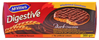 Picture of MCVITIES DARK CHOCOLATE DIGESTIVES