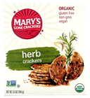 Picture of MARY'S GLUTEN FREE HERB CRACKERS