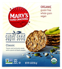 Picture of MARY'S GLUTEN FREE SUPER SEED CRACKERS