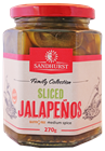 Picture of SANDHURST JALAPENO CHILLIES