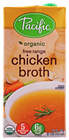 Picture of PACIFIC ORGANIC FREE RANGE CHICKEN BROTH