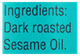 Picture of SPIRAL FOODS ORGANIC SESAME OIL