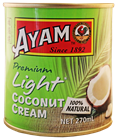 Picture of AYAM LIGHT COCONUT CREAM