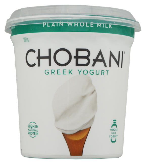 Picture of CHOBANI GREEK YOGHURT 4%