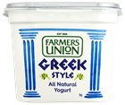 Picture of FARMERS UNION YOGHURT GREEK STYLE