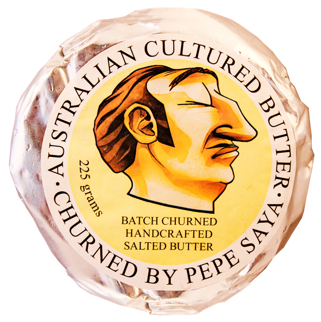 Picture of PEPE SAYA SALTED BUTTER