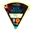 Picture of CLAWSON BLUE STILTON CHEESE 125g