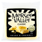 Picture of MERSEY VALLEY CLASSIC SHARP & CRUMBLY CHEDDAR