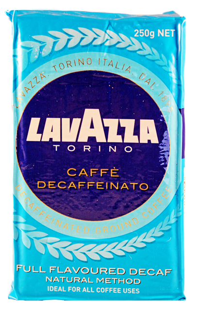 Picture of COFFEE - LAVAZZA TORINO CAFFE DECAF GROUND COFFEE