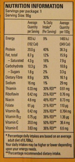 Picture of FULFIL PEANUT & CARAMEL PROTEIN BAR