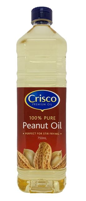Picture of CRISCO PEANUT OIL