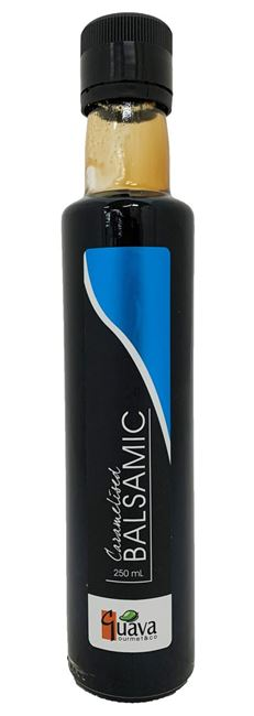 Picture of GUAVA GOURMET & CO CARAMELISED BALSAMIC 250mL