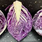 Picture of CABBAGE - RED CUT QUARTER