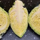 Picture of SAVOY CABBAGE CUT 1/4