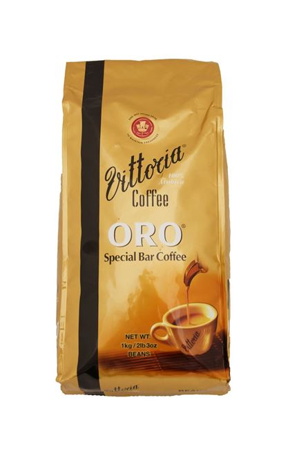 Picture of COFFEE - VITTORIA SPECIAL BAR ORO BEANS