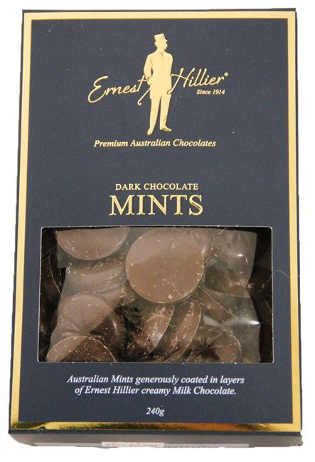 Picture of HILLIER DARK CHOCOLATE MINTS