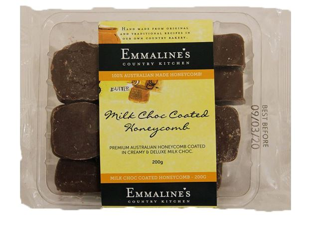 Picture of EMMALINE CHOCOLATE COATED HONEYCOMB