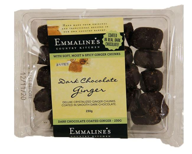 Picture of EMMALINE CHOCOLATE COATED GINGER