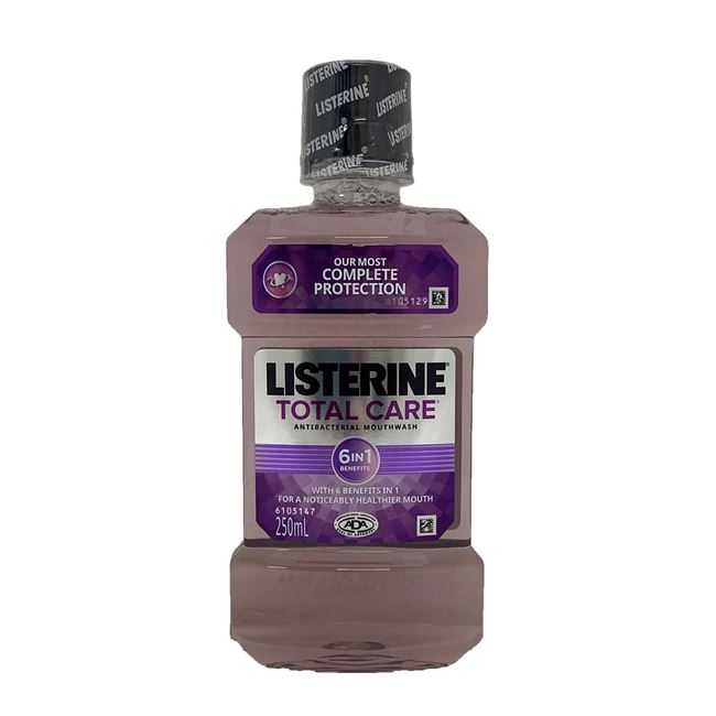 Picture of LISTERINE TOTAL CARE 250mL