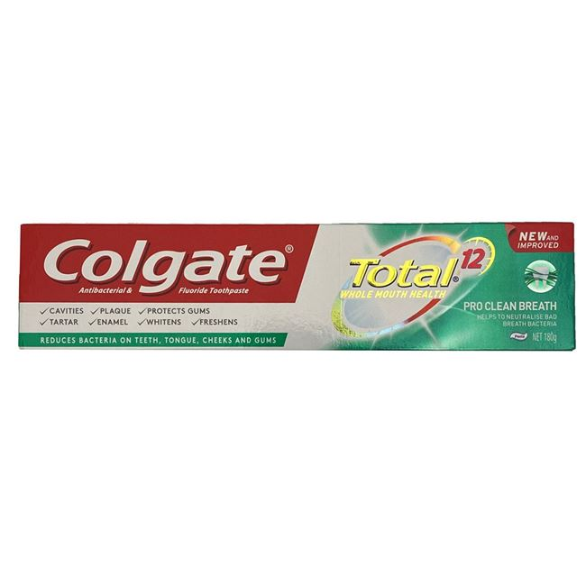 Picture of COLGATE TOTAL PRO CLEAN
