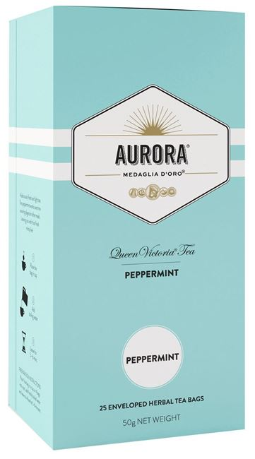 Picture of TEA - AURORA PEPPERMINT BAGS
